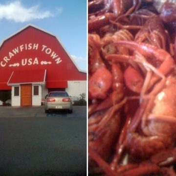 Crawfish season is here! My family and I traveled over to Breaux Bridge, La. to eat some crawfish and other boiled deliciousness at Crawfishtown U.S.A., and I'm sharing what we ate in today's post!