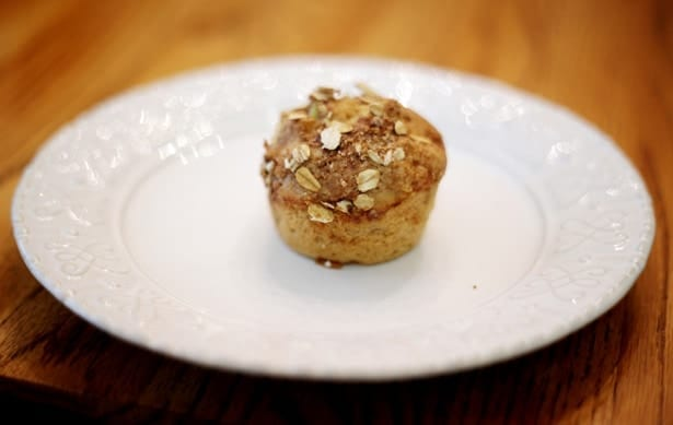 Apple Pie Muffins // The Speckled Palate