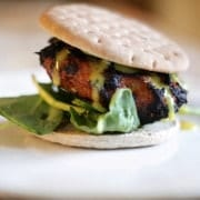 Memphis-Style Barbecue Turkey Burgers