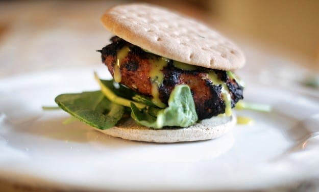 Memphis-Style Barbecue Turkey Burgers // The Speckled Palate