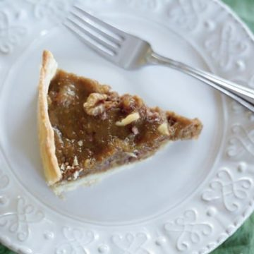 Fig Tart // The Speckled Palate