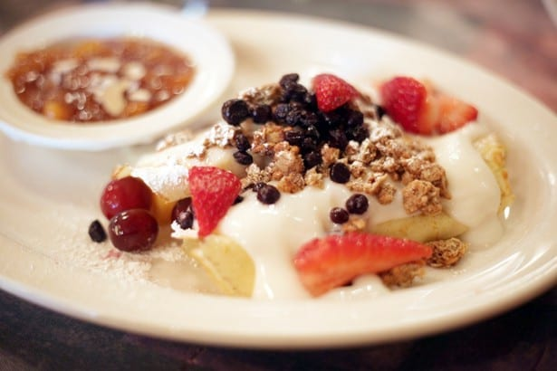 What We Ate: Denver {The Delectable Egg} // The Speckled Palate
