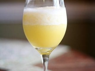 Blended Mimosas