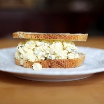 Egg Salad // The Speckled Palate