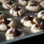 TSP Christmas Cookie Week: Peanut Blossoms