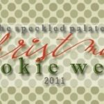 Introducing… TSP's Christmas Cookie Week!