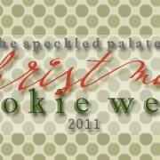 Introducing… TSP's Christmas Cookie Week!