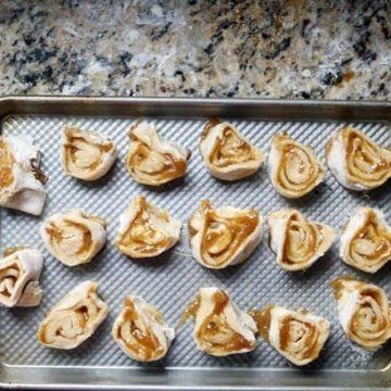 Christmas Cookie Week: Fig Pinwheels // The Speckled Palate