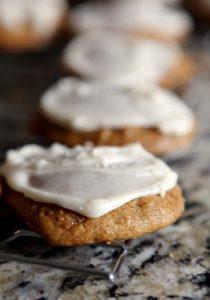Christmas Cookie Week 2011: Pumpkin Drop Cookies // The Speckled Palate