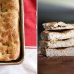 Homemade Herbed Focaccia Bread Recipe