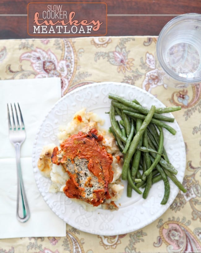 Turkey Meatloaf // The Speckled Palate
