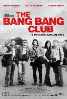Movie poster for The Bang Bang Club