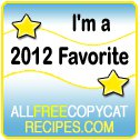 All Free Copycat Recipes Top 100 of 2012
