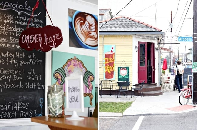What We Drank: Velvet, New Orleans. // The Speckled Palate