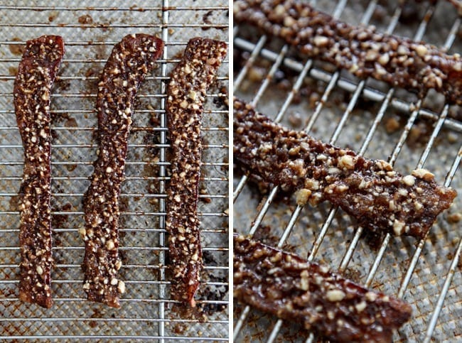 Spicy Praline Bacon // The Speckled Palate