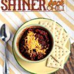 Shiner Bock Chili