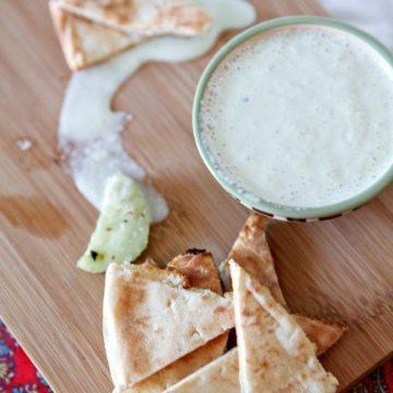 Tzatziki Sauce // The Speckled Palate
