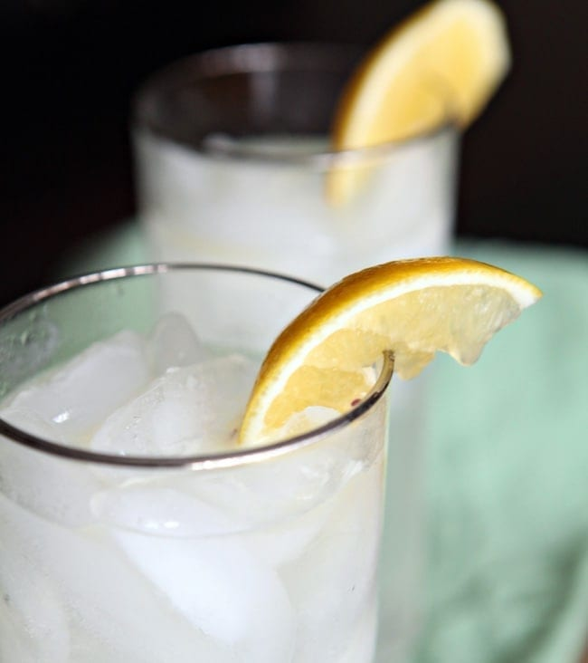 The Cocktail Chronicles: Tom Collins // The Speckled Palate