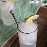 The Cocktail Chronicles: Tom Collins