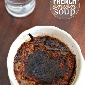 French Onion Soup // The Speckled Palate