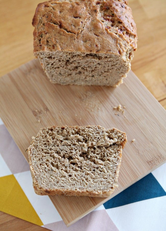 Italian Beer Bread // The Speckled Palate