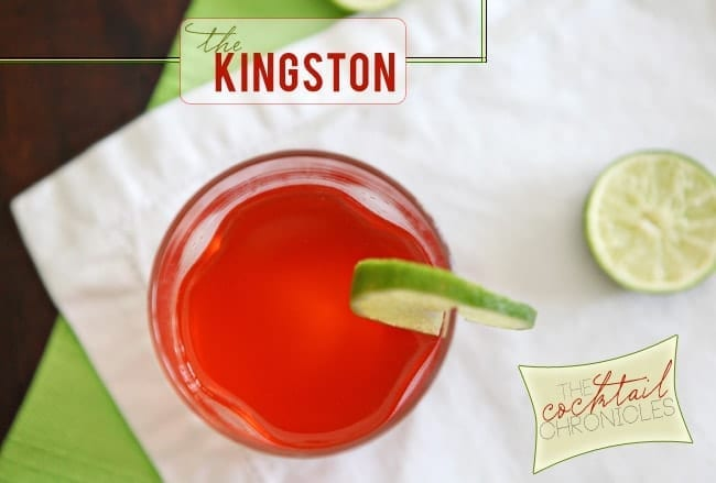 The Cocktail Chronicles: Kingston // The Speckled Palate