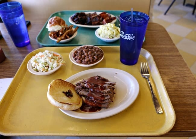 What We Ate: Bartleys BBQ // The Speckled Palate