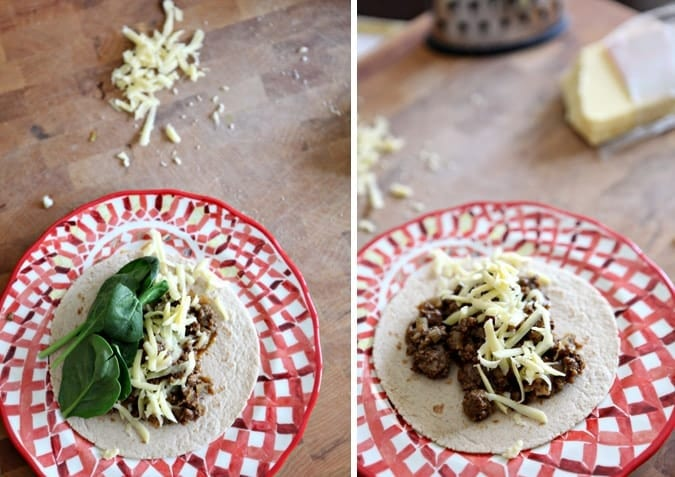 Ground Beef Tacos // The Speckled Palate