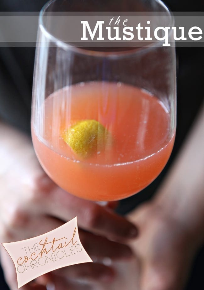 The Cocktail Chronicles: Mustique // The Speckled Palate
