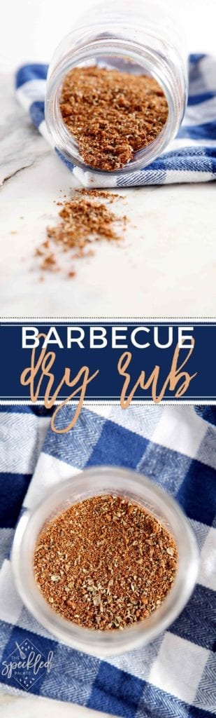 Barbecue season is upon us, so prepare to fire up your grills and smokers! And prepare for the season by mixing up a batch of homemade Barbecue Dry Rub.