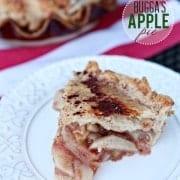 Bugga's Apple Pie