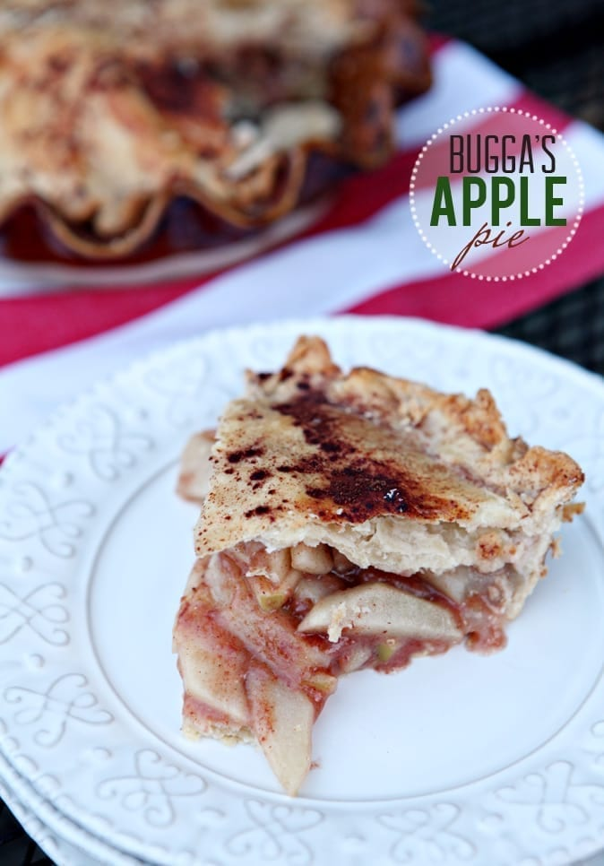 Bugga's Apple Pie // The Speckled Palate