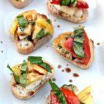 Tailgate Thursday: Heirloom Tomato Bruschetta