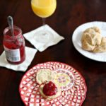 (Vegan!) Coconut Butter Breakfast Biscuits // The Speckled Palate