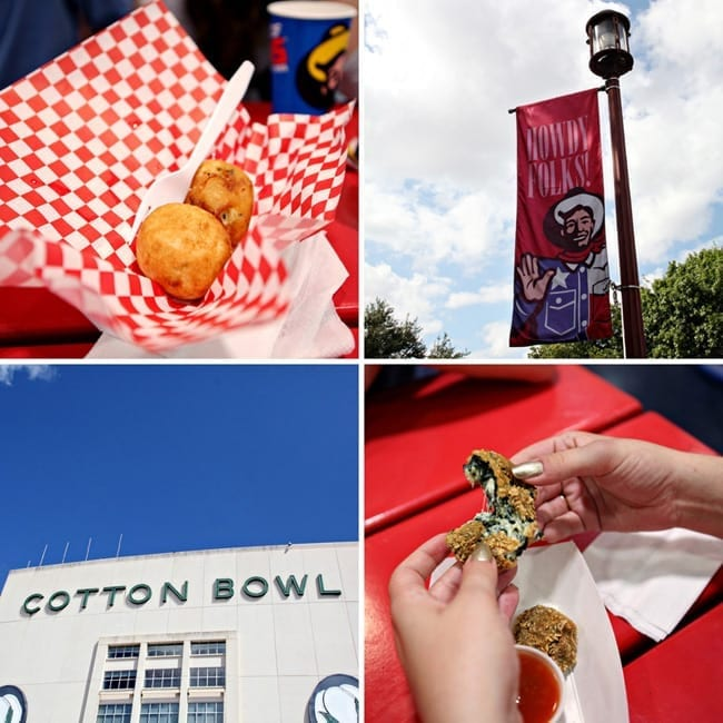 What We Ate: The State Fair of Texas (2013) // The Speckled Palate