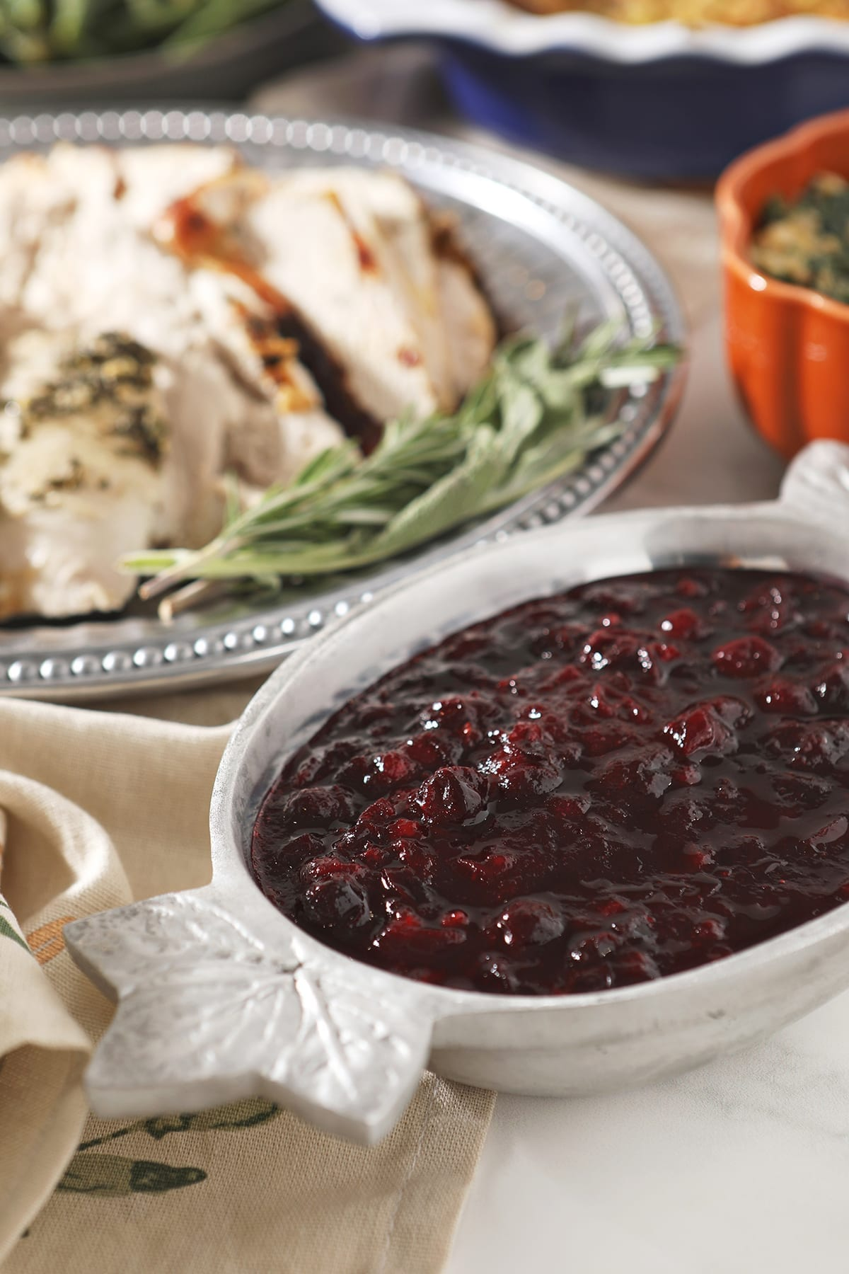 How To Make Spiced Cranberry Sauce With Rum For The Holidays