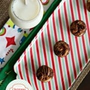 TSP Christmas Cookie Week: Bourbon Pecan Tassies