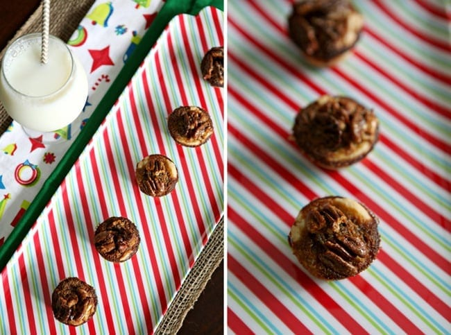 Christmas Cookie Week 2013: Bourbon Pecan Tassies // The Speckled Palate