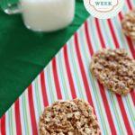TSP Christmas Cookie Week: Oatmeal Crisps