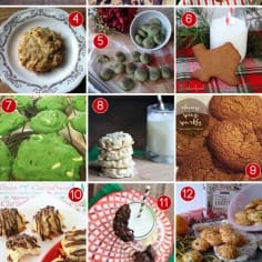 Christmas Cookie Week 2013 Round Up! // The Speckled Palate