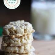 TSP Christmas Cookie Week: Vanilla Bean Shortbread Cookies