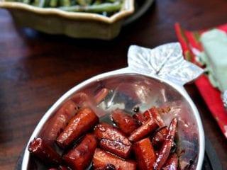 Cider-Glazed Carrots