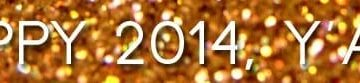Happy New Year 2014 from The Speckled Palate!