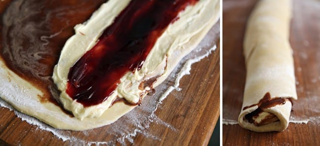 Celebrate Mardi Gras by baking a homemade Cream Cheese and Raspberry King Cake for friends and family! King Cake, a traditional pastry that's well-loved during Carnival season in South Louisiana, is easier than you think to make at home. All it takes is time and patience. This king cake, stuffed with cream cheese and raspberry filling, boasts two well-loved flavors. Make a Cream Cheese and Raspberry King Cake to celebrate Mardi Gras this year.