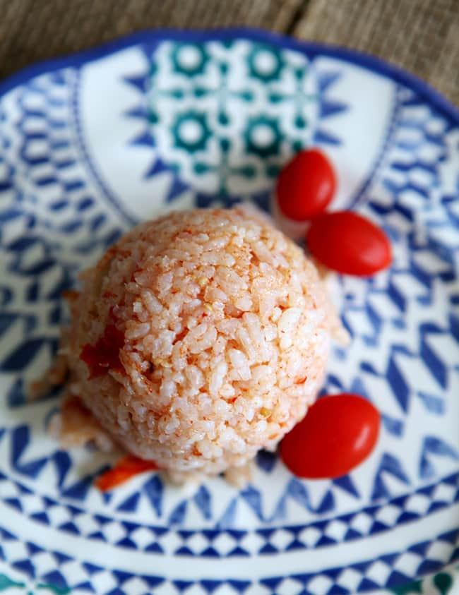 Tomato Rice // The Speckled Palate
