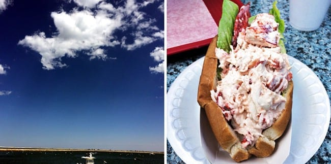 What We Ate: Cape Cod {May 2014} // The Speckled Palate