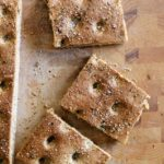 Whole Wheat Italian Focaccia Bread