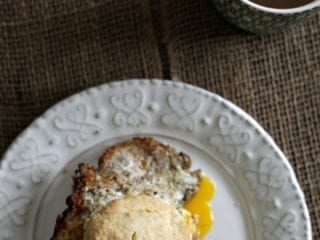 Boudin Breakfast Sandwiches