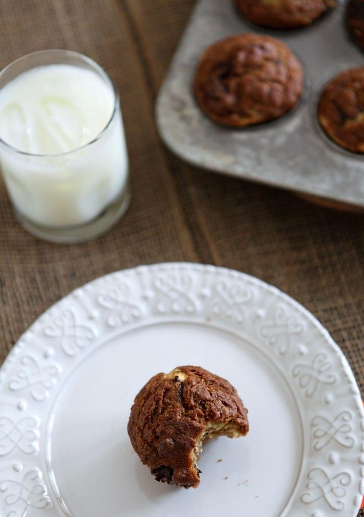 mini pumpkin sticky buns