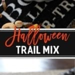 I'm making a sweet and salty snack that's a bit better to binge on than Halloween candy. Learn how to make Halloween Trail Mix at My Cooking Spot today!